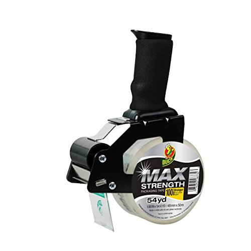 Duck Brand Max Strength Packaging Tape Dispenser Gun