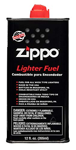 ZIPPO Zippo Oil Can [Large Can 12 fl.oz. (355ml)]
