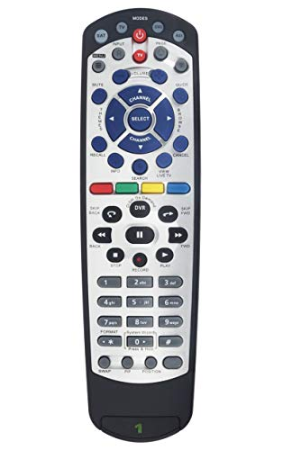 AULCMEET Replacement Remote Control Compatible with Dish Network 21.1 IR UHF Pro 20.0 21.0