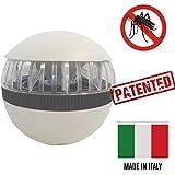 Sandokan Insect Killer Mosquit All – Lámpara Electroinsecticida Mosquitero Eléctrico Lámpara Antimosquitos Exterminador Insectos
