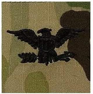 US Air Force 2x2 OCP Scorpion Sew On Rank