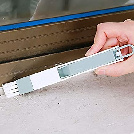 Multifunction Computer Window Cleaning Brush Window Groove Track Cleaner