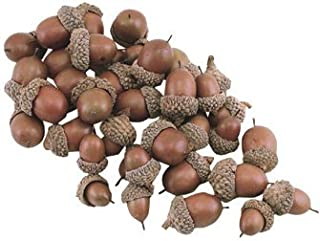 Bag Of Acorns Natural Look Resin Country Primitive Fall Décor