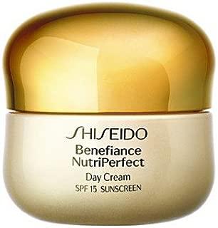 Shiseido Benefiance NutriPerfect Day Cream SPF15 PA++ Sunscreen