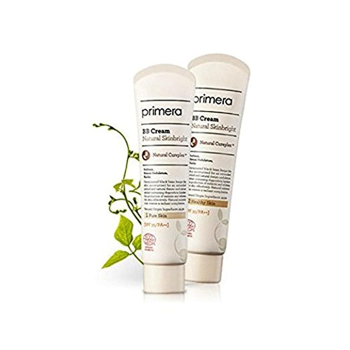 暫定人物醸造所Primera(プリメラ) ナチュラル スキン ブライト BBクリーム 30ml(Healthy Skin) /Primera Natural Skin Bright BB Cream 30ml(Healthy Skin)[海外直送品] [並行輸入品]