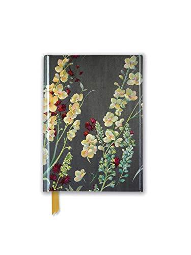 Premium Notizbuch DIN A6: Nel Whatmore, Blumenliebe: Unser hochwertiges, liniertes Blankbook mit festem, künstlerisch geprägtem Einband und ... Notizbuch DIN A 6 mit Magnetverschluss)