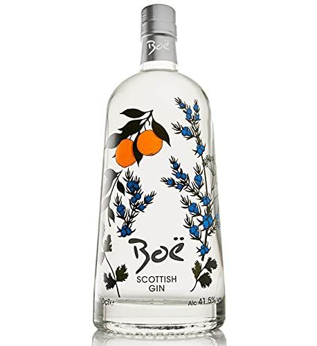 Boë Gin - Schottischer Gin - Premium Botanicals Gin aus Schottland - 70cl - 41,5{a375d3c03205f3edc50e1ff9b39691d425ee38b35258986f782a8e689692a88c} Vol