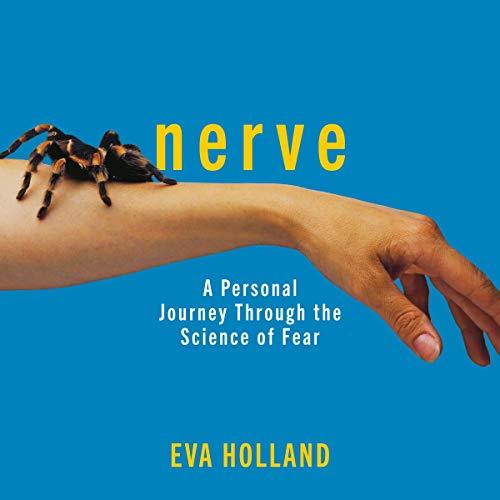 Nerve audiobook cover art