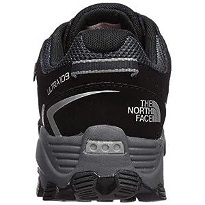 The North Face Mens Ultra 109 GTX Hiking Shoe TNF Black/Dark Shadow Grey - 10.5 D(M) US