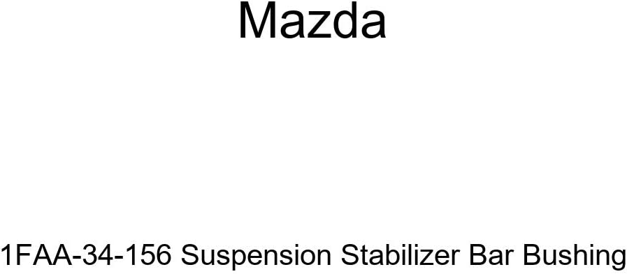 Mazda 1FAA-34-156 Suspension Stabilizer At the price At the price Bar Bushing