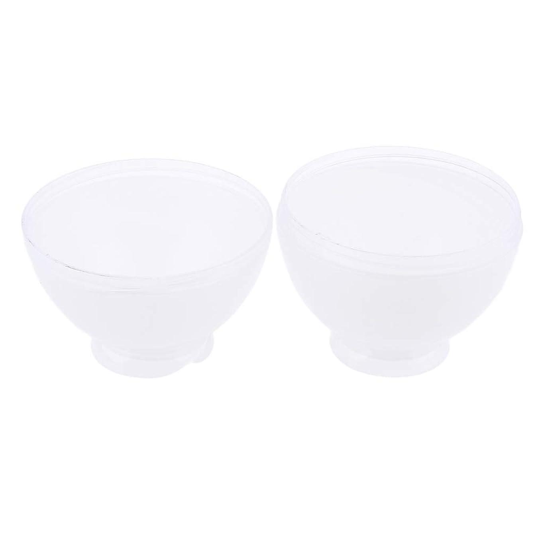 分類するタイトルジョリーP Prettyia ヘアカラー ミキシングボトル プラスチック製 速乾性 3色選べ - 白