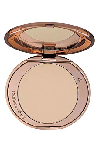 Air-brush flawless finish skin-perfecting micro-powder MEDIUM by CHARLOTTE TILBURY