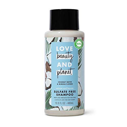 Love Beauty And Planet Volume and B…
