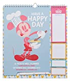 Official 2022 Disney Wall Calendar - Monthly Planner 16 Months Sep 2021 - Dec 2022 - 11.8 x 13.4 inches