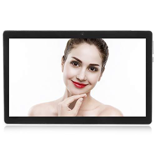 Tableta de computadora de 11.6 Ins, 1920x1080IPS 4GB + 128GB Tableta portátil con WiFi dual, Soporte para llamadas 4G, Soporte para Bluetooth, GPS, para ver videos, jugar juegos(ENCHUFE DE LA UE)
