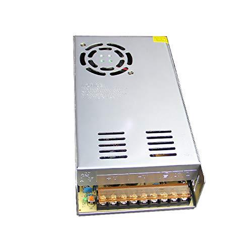 Monland Fuente de AlimentacióN de Interruptor de 12V 40A 480W para Monitoreo, Publicidad en Cajas de Luz, Control Industrial, ElectrodoméSticos, TráFico