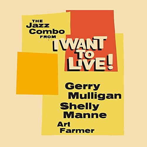 Gerry Mulligan, Shelly Manne & Art Farmer
