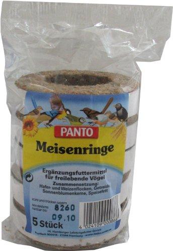 Panto Meisenringe, 5 Stück, 4er Pack (4 x 0.43 kg)