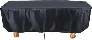 Saking Cubierta de Mesa de Billar/Billar de 7/8/9 pies de protección Completa, Tela Oxford Resistente e Impermeable con co...