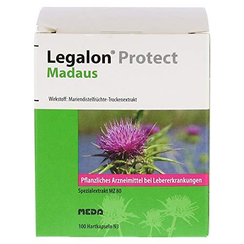 Legalon Protect Madaus Kapseln bei Lebererkrankungen, 100 St. Kapseln