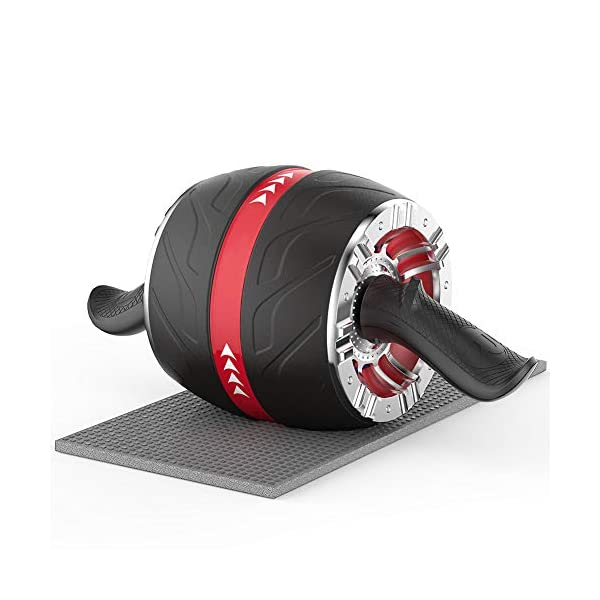 MKHS Ab Roller Wheel for Abs Workout, ab Wheel Roller for core Workout, ab Workout...