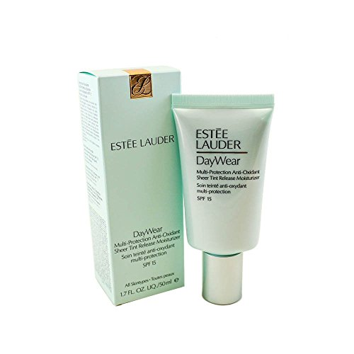 Estee Lauder Daywear Multi Protection Anti Oxidant Sheer Tint Release Moisturizer for Women, 1.7 Fluid Ounce