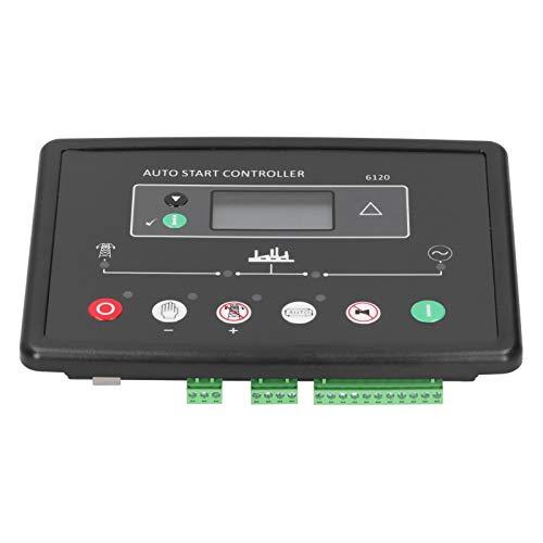 Controlador Automático, Controlador De Generador Compacto A Prueba De Agua Para Generadores Diésel