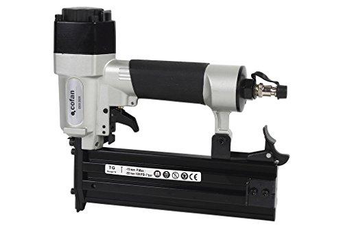 Cofan 09002009 Clavadora neumática para clavos, 15-50 mm