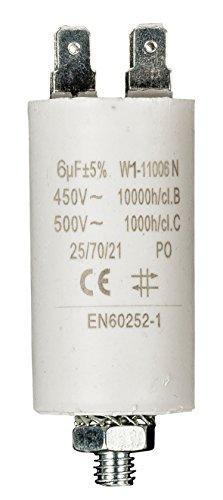 Fixapart Kondensator 6,0uF/450V Boden