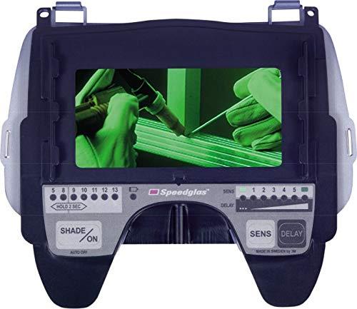 3M Speedglas 9100V 500005 - Filtro de soldadura automático para casco de soldadura