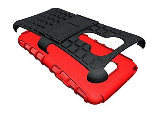 H815 H810 - Funda de silicona rígida híbrida para LG G4 5.5 pulgadas