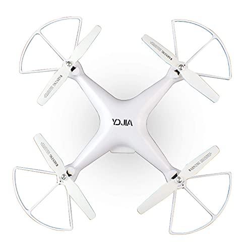 Mini Drone per Bambini e Principianti RC Quadricottero Nano Tascabile Pieghevole con Auto Hovering, Una Chiave Ritorno, Modalità Headless, 3D Flip, 3 Batterie Extra Giocattoli per Ragazzi e Ragazze