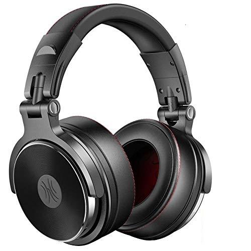 Auriculares Gaming sobre-Oído Plegable con conexión de Cable de Auriculares for el...