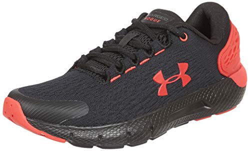 Under Armour UA GS Charged Rogue 2, Scarpe Running Unisex-Bambini, Nero 002, 38 EU