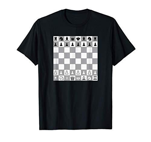 チェス盤ゲームあなたの動きは何ですかチェスコムチェスマスター Tシャツ