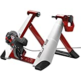 AUTOKS Indoor Cycle Trainer Riding Training Platform Bike Trainer Exercise Fitness Stationary Frame for Mountain & Road Bikes