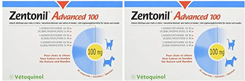 Zentonil Advanced 100-2 x 30 Tabletten (60 Tabletten)