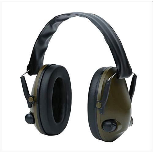 Orejeras tácticas militares con reducción de ruido para caza y tiro de auriculares anti-ruido