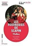 Les Fourberies de Scapin by Molière (2016-06-09) - Folio - 09/06/2016
