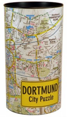Stadtplan Dortmund - City Puzzle - Souvenir
