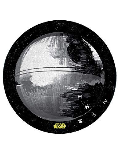 STAR WARS - Microfiber mat - 80cm diameter - Death Star