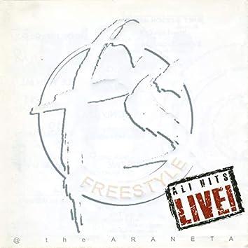 All Hits Live at the Araneta