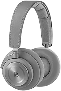 Bang & Olufsen Beoplay H7 Wireless Over-Ear Headphones, Premium Bluetooth Headphone with Authentic and Clear Sound, Cenere Grey