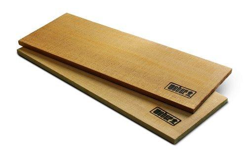 Weber Cedar 17302 Firespice Planks, ONE SIZE