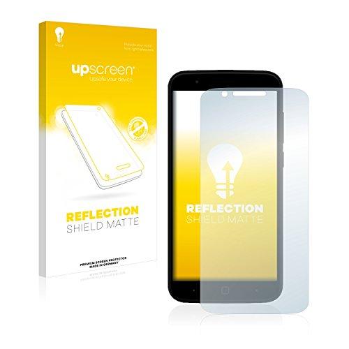 upscreen Entspiegelungs-Schutzfolie kompatibel mit Vernee Thor – Anti-Reflex Bildschirmschutz-Folie Matt
