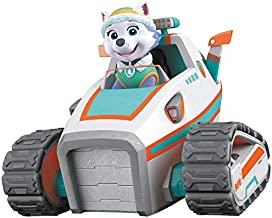 9 Inch Everest Paw Patrol Girl Pup Wall Decal Sticker Pups Puppy Puppies Dog Dogs Removable Peel Self Stick Adhesive Vinyl Decorative Art Kids Room Home Decor Children 9 x 7 inches