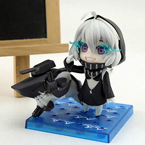 No Anime japonés Lindo Kantai Collection Shimakaze KanColle 494 Acorazado Re-Class PVC Figura de acción Modelo Juguetes Brinquedos muñeca