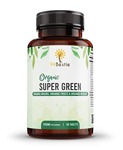 Fitbestie Organic Greens Superfood …