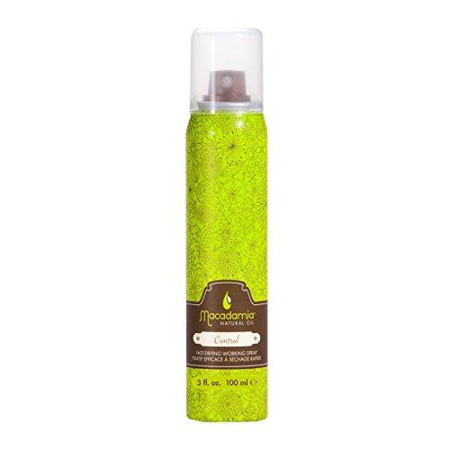 NEW: Macadamia 100ml Control Fast Drying Working Spray