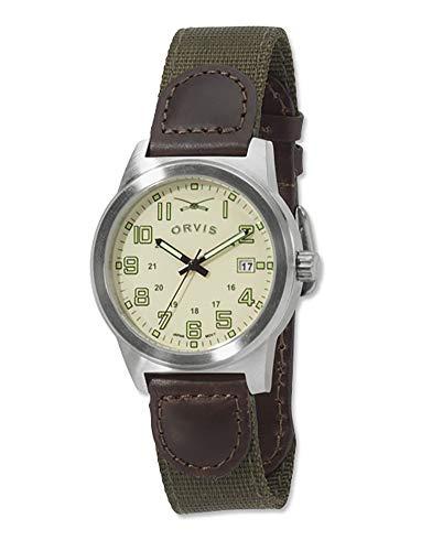 Orvis Men's Battenkill Field Watch, Olive